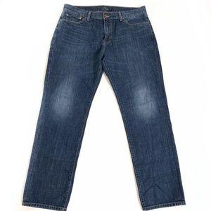 Lucky Brand 221 straight Leg Jeans Mens Size 36